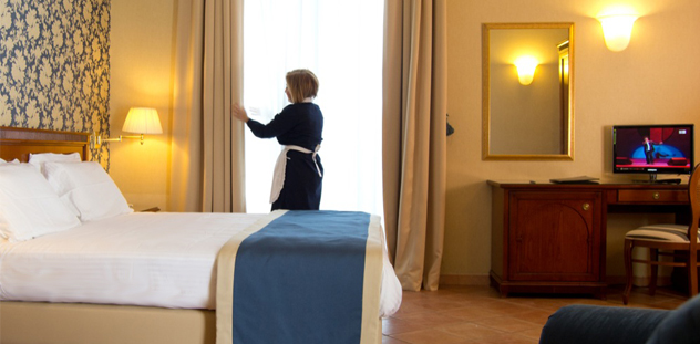 37 camere Classic e Superior per piacevoli soggiorni a Napoli